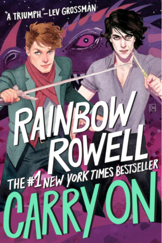 Review- Carry On by Rainbow Rowell
