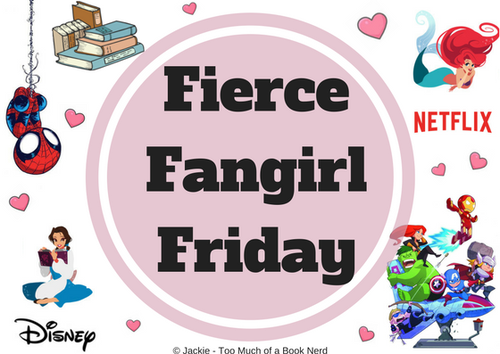 Fierce Fangirl Friday-  The Spice Girls
