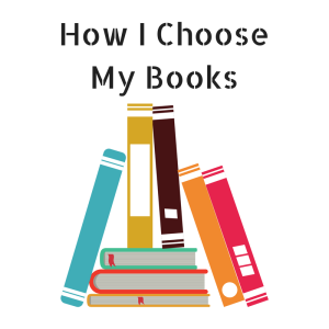 How I Choose My Books