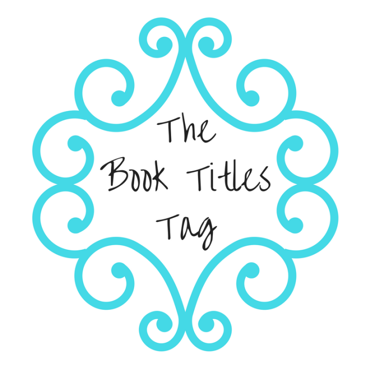 The Book Titles Tag