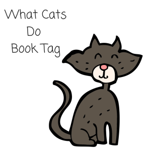 What Cats Do Book Tag