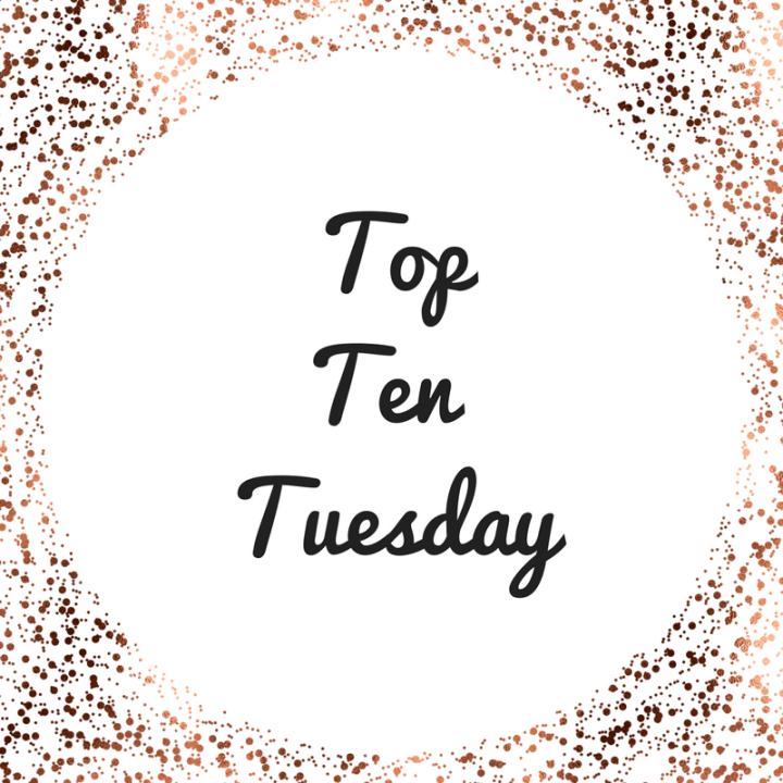 Top Ten Tuesday- HiddenGems