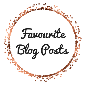 FavouriteBlog Posts