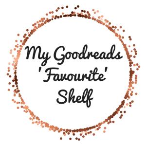 My Goodreads'Favourite'Shelf