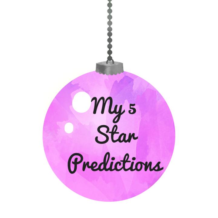 My 5 StarPredictions
