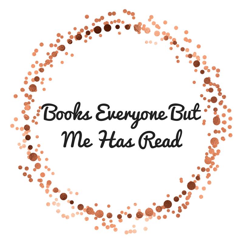 Books Everyone But Me Has Read Kristin Kraves Books