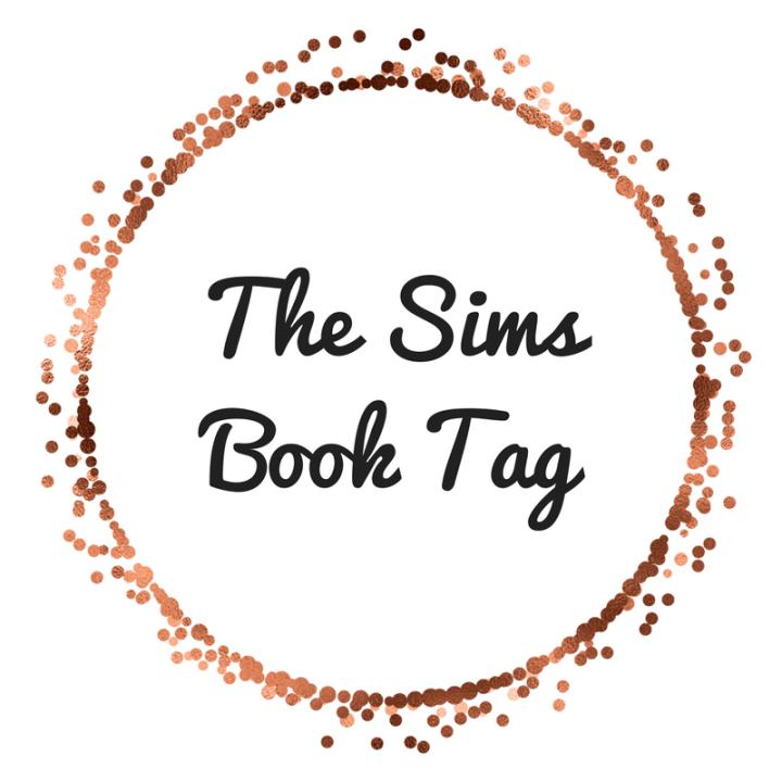 The Sims BookTag