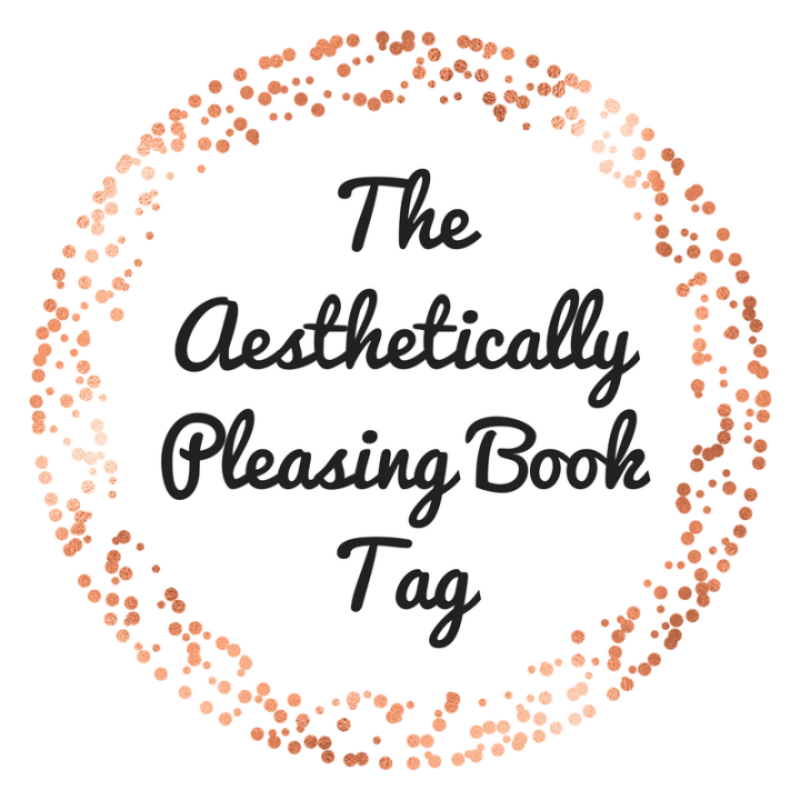 The Aesthetically Pleasing BookTag