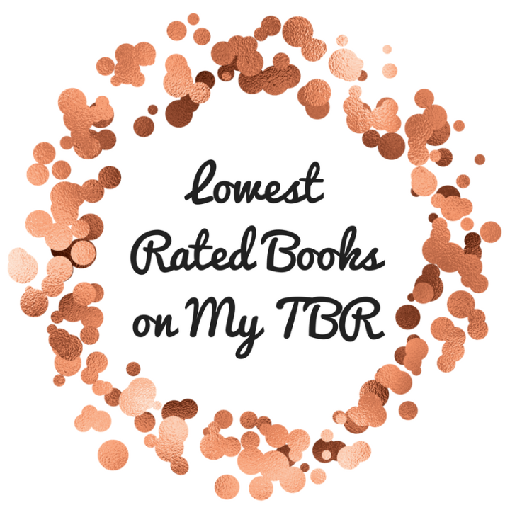 Lowest Rated Books on My TBR and Why I Still Want to ReadThem