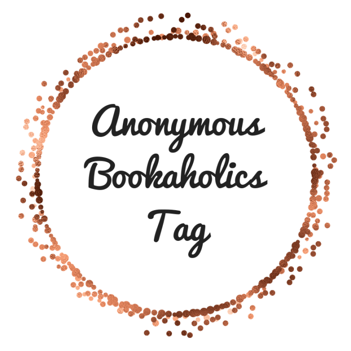 Anonymous Bookaholics BookTag