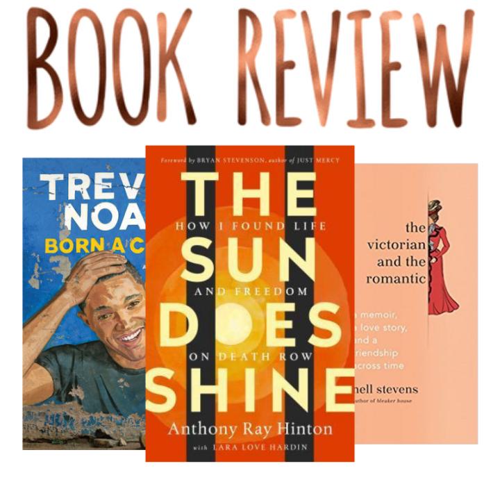 Non-Fiction Mini Reviews