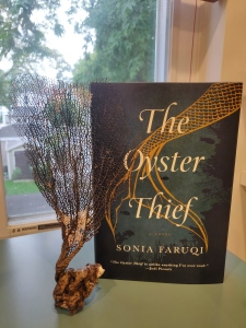 Sea fan and The Oyster Thief