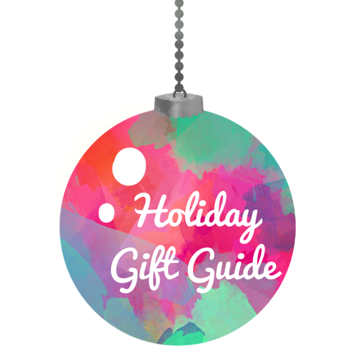 Holiday Gift Guide- BookishEdition