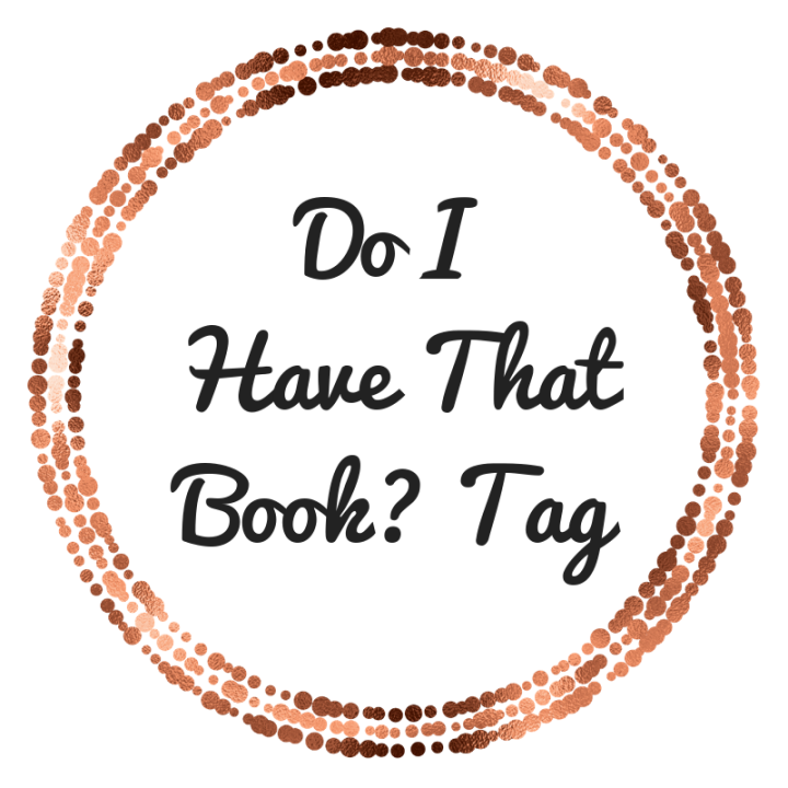 Do I Have That Book?Tag