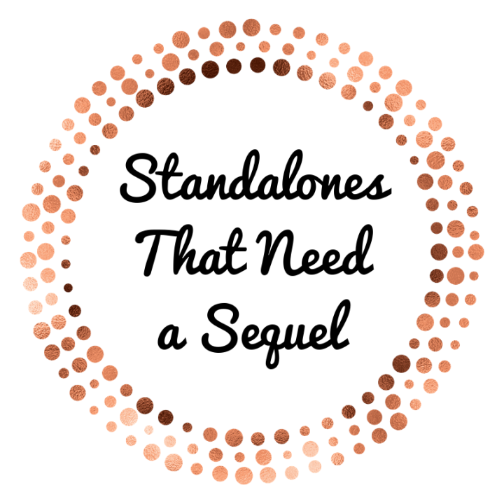 Standalones Books That Need aSequel