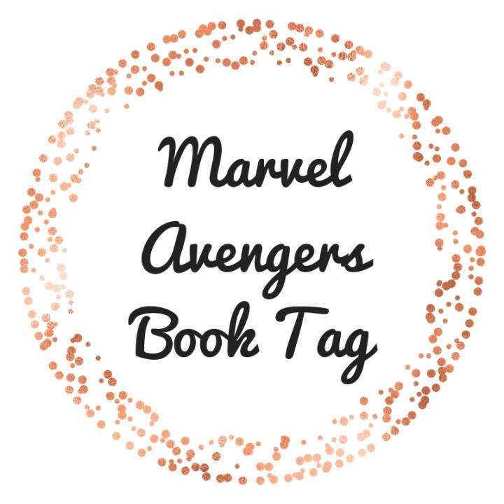 Marvel Avengers BookTag