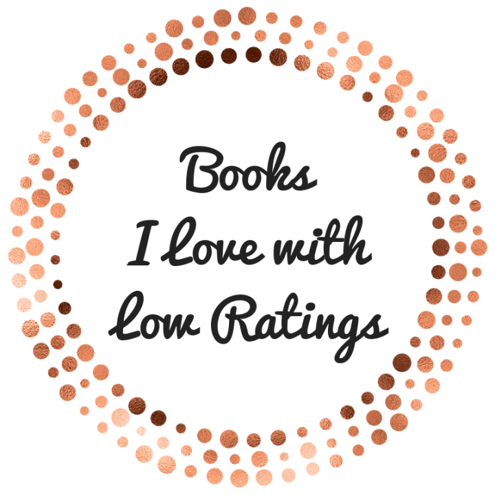 Books I Loved with Low Ratings on Goodreads (PartTwo)