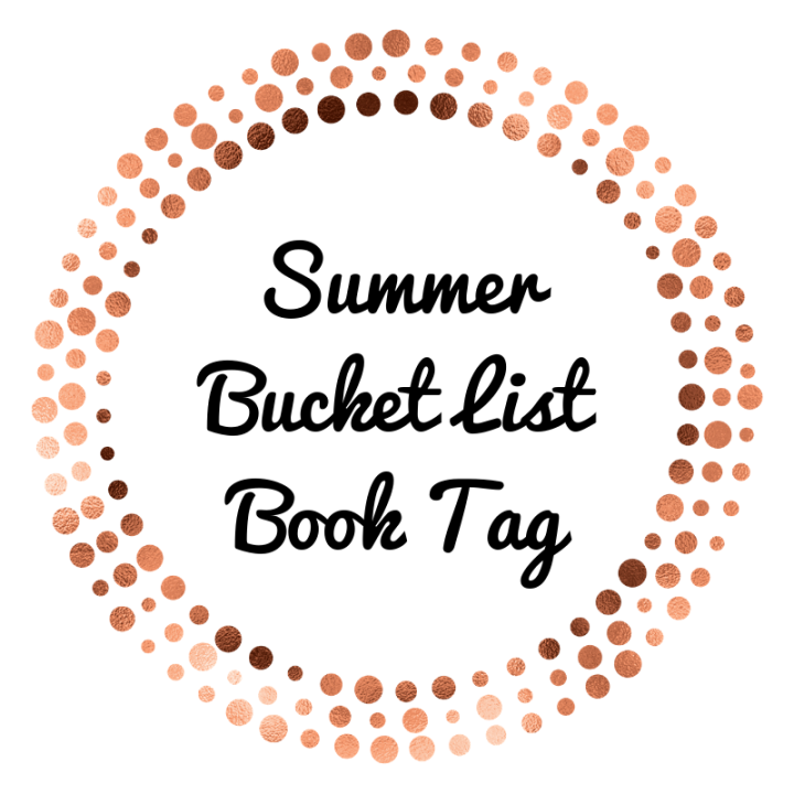 Summer Bucket List BookTag