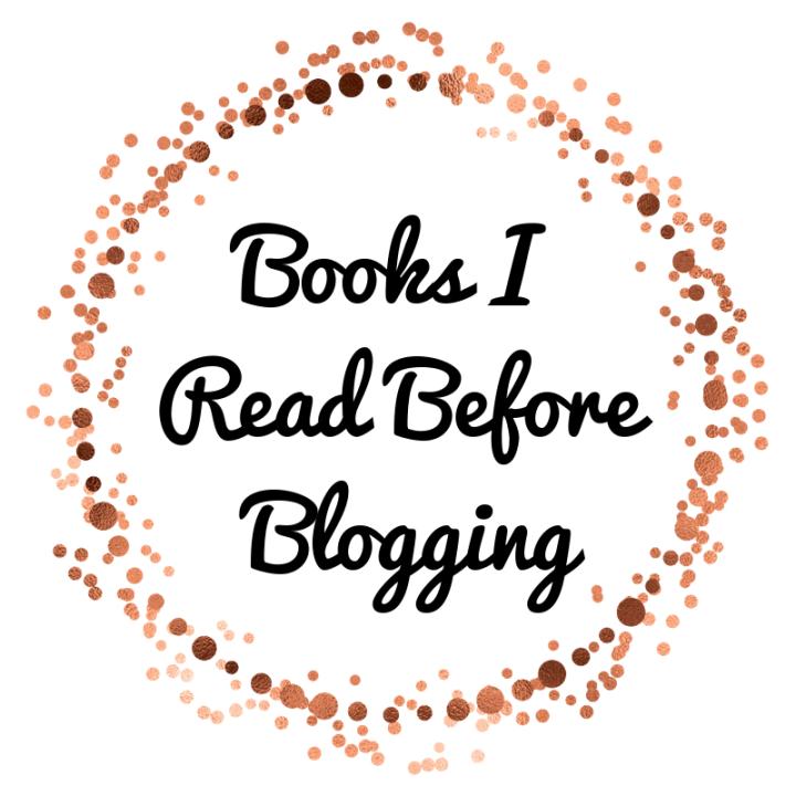 Books I Read Before Blogging#1