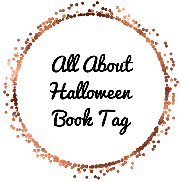 All About Halloween BookTag