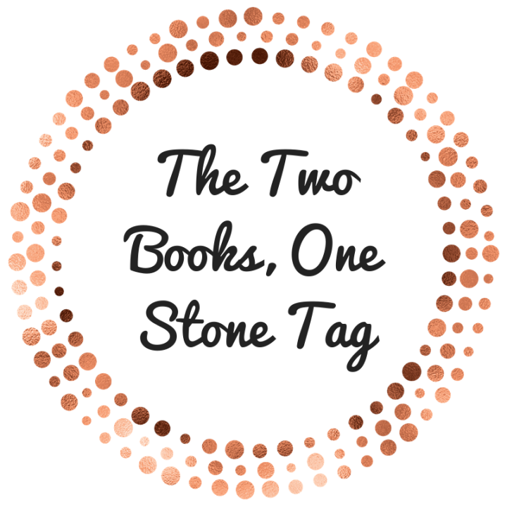 The Two Books, One StoneTag
