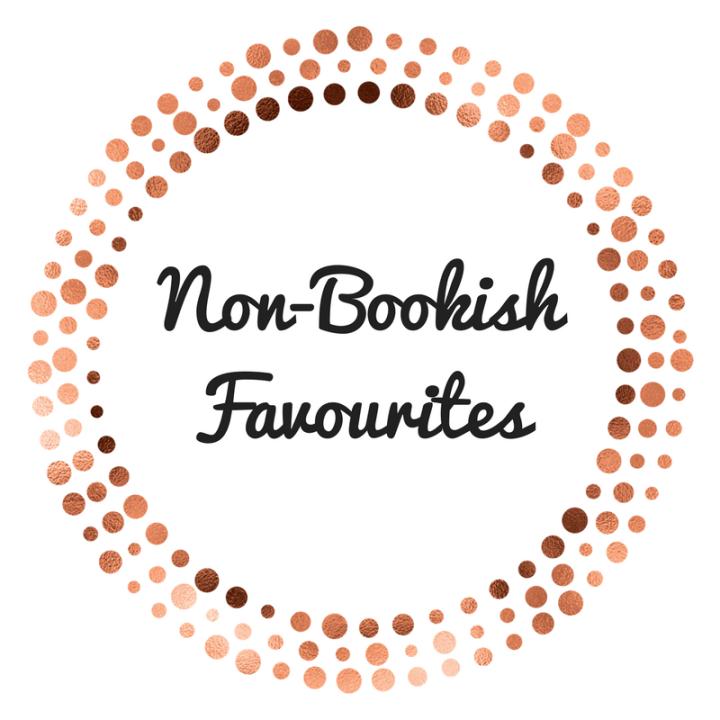 April Non-Bookish Favourites