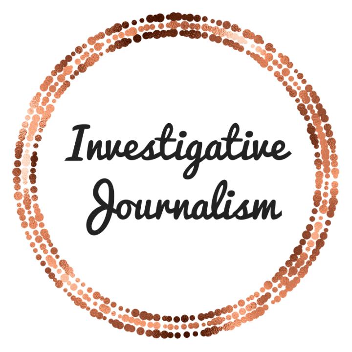 My Favourite Investigative JournalismBooks