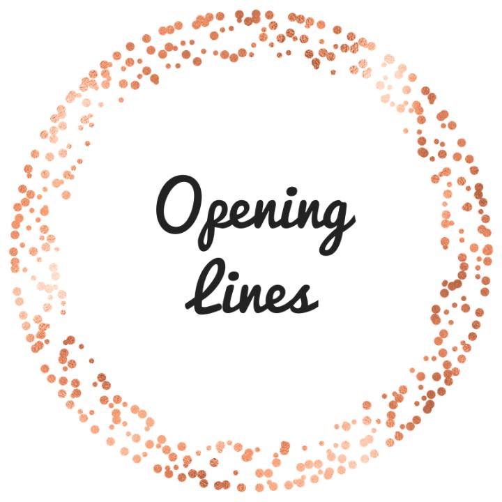 Opening Lines ILove