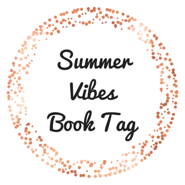Summer Vibes BookTag