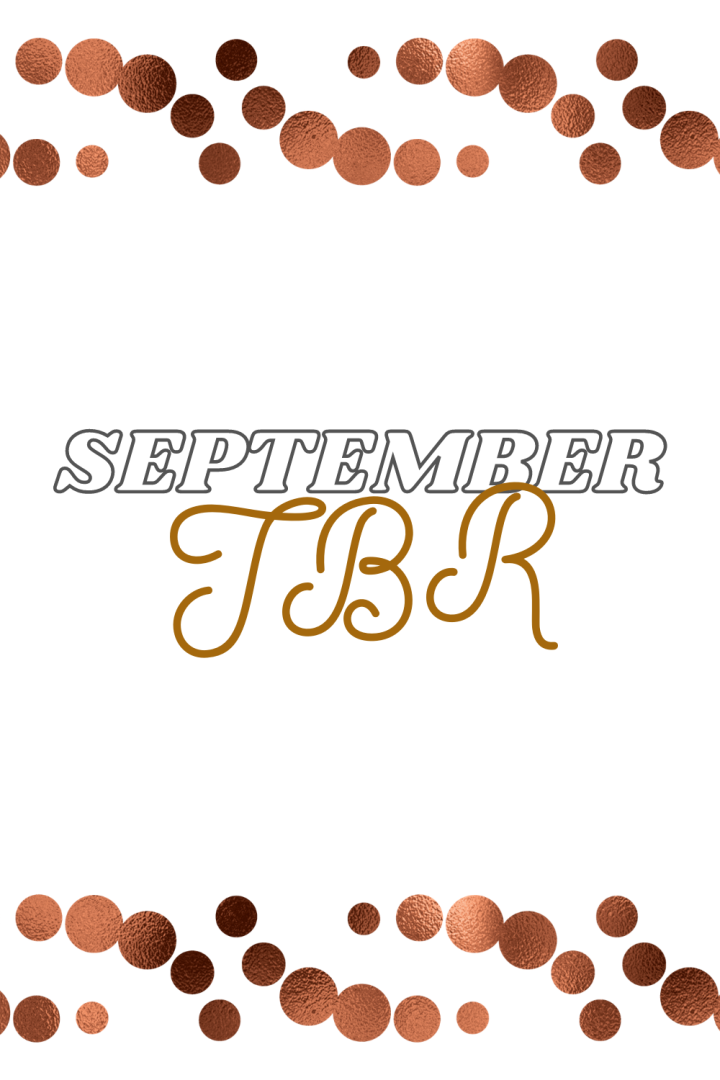 Books I Might Read in September +Update