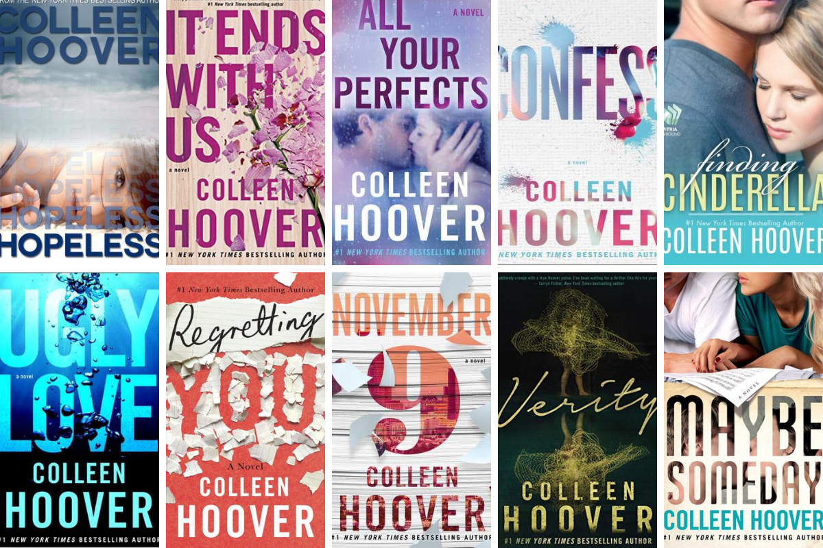 Everybody should read at least one Colleen Hoover book   by Nusrat Nisa    Books Are Our Superpower   Medium