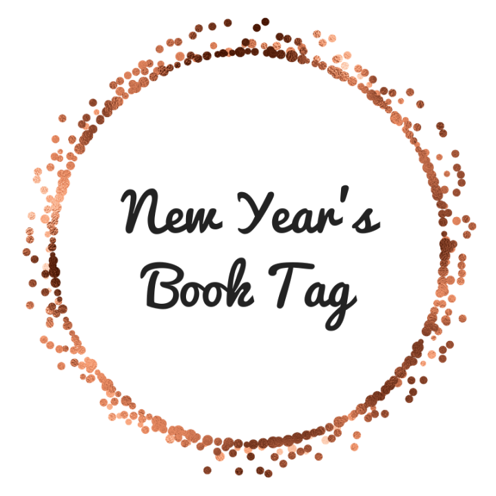 New Year's BookTag