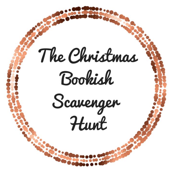 The Christmas Bookshelf Scavenger HuntTag