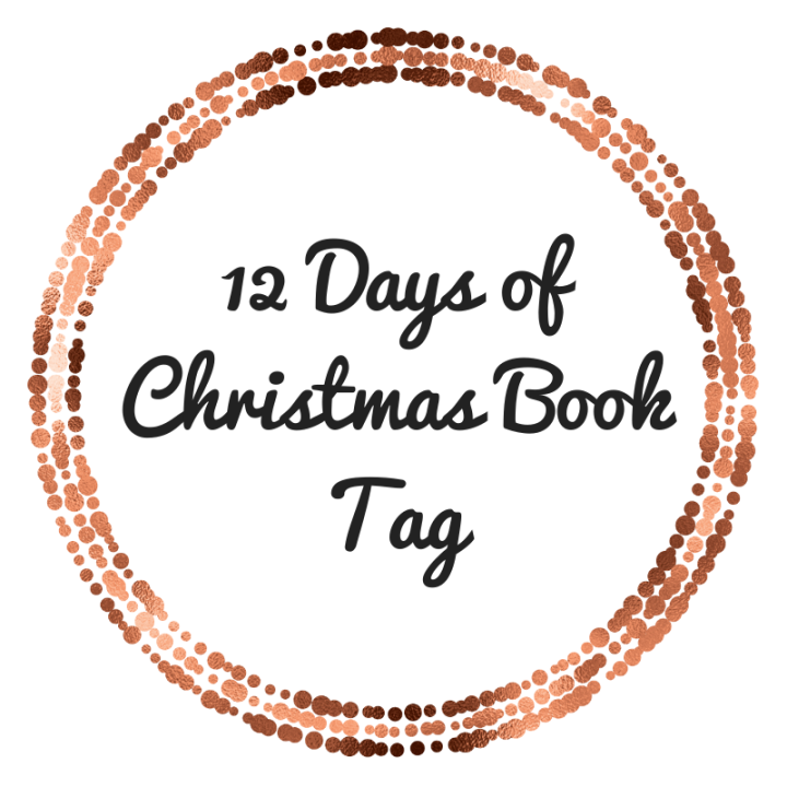 12 Days of Christmas BookTag